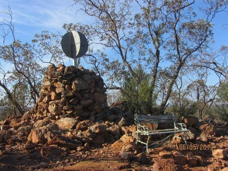 * The Lookout, Cobar, NSW 2835