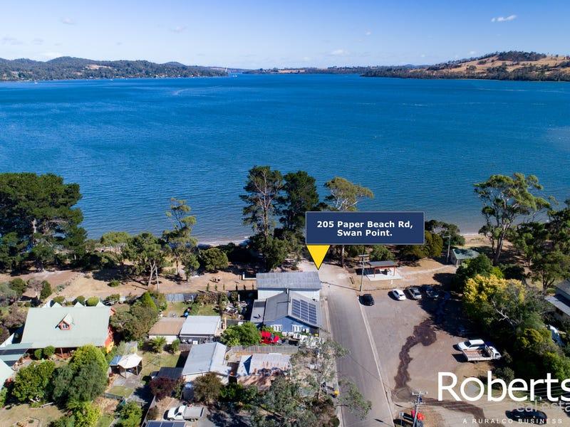 205 Paper Beach Road, Swan Point, Tas 7275