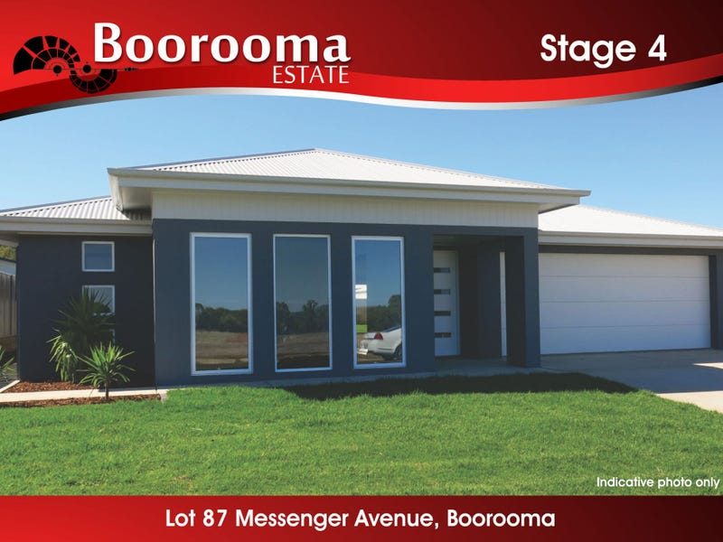 91 (Lot 87) Messenger Avenue, Boorooma