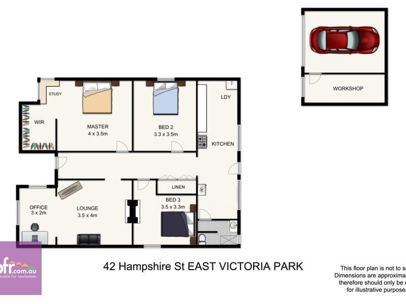 42 Hampshire Street, East Victoria Park, WA 6101