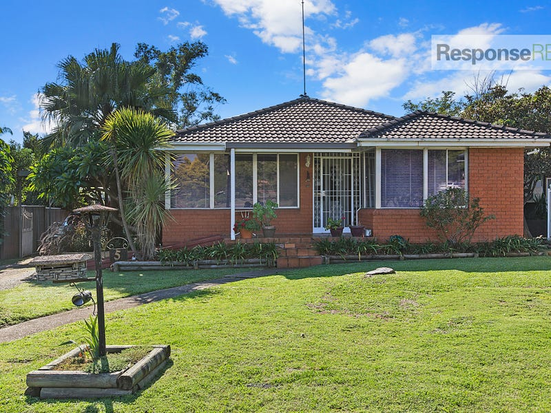 5 Gazelle Place, Werrington, NSW 2747