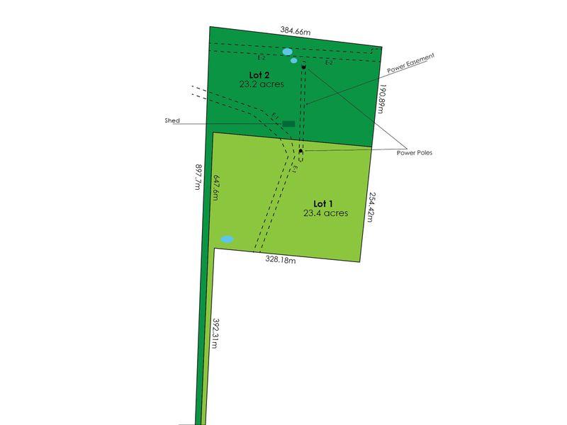Lot 2, 1275 McIvor Highway, Longlea, Vic 3551