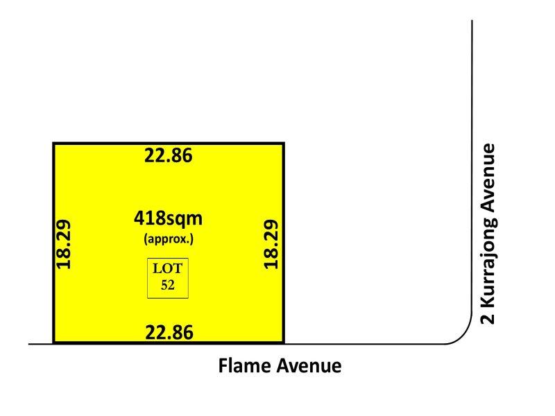 Lot 52, Flame Avenue, Dry Creek, SA 5094