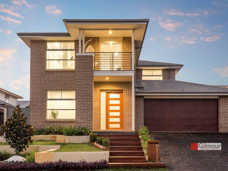 31 Mapleton Avenue, Kellyville, NSW 2155