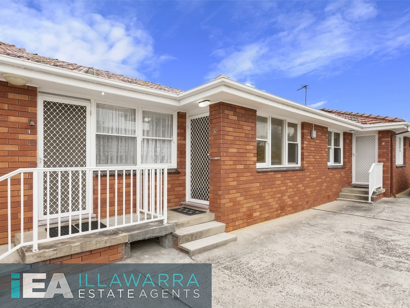 2/24 Parker Road, East Corrimal, NSW 2518