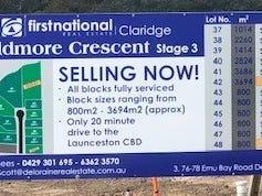 Lot 37, 38, 39 & 40 Wildmore Crescent, Exeter, Tas 7275