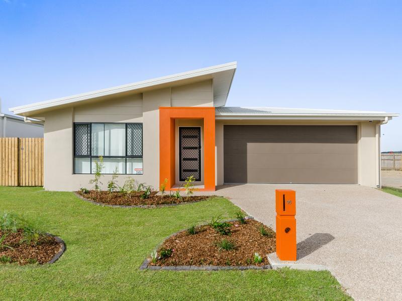 16 Orangeberry Circuit, Mount Low, Qld 4818