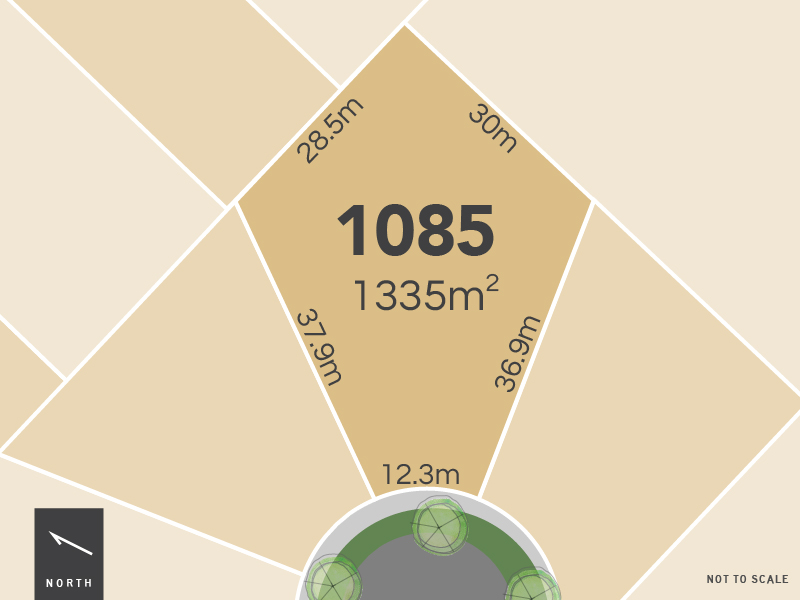 Lot 1085, Booth Close, Lucas, Vic 3350