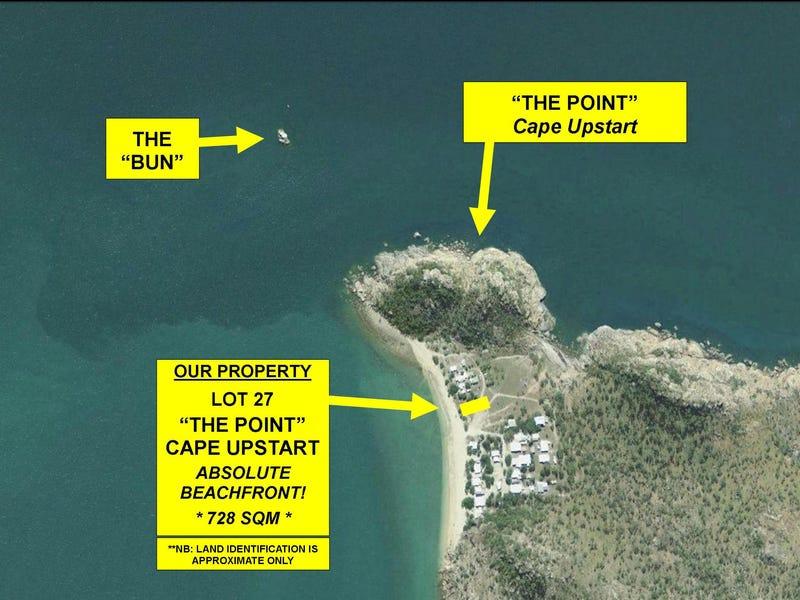 Lot 27 The Point, Cape Upstart, Gumlu, Qld 4805