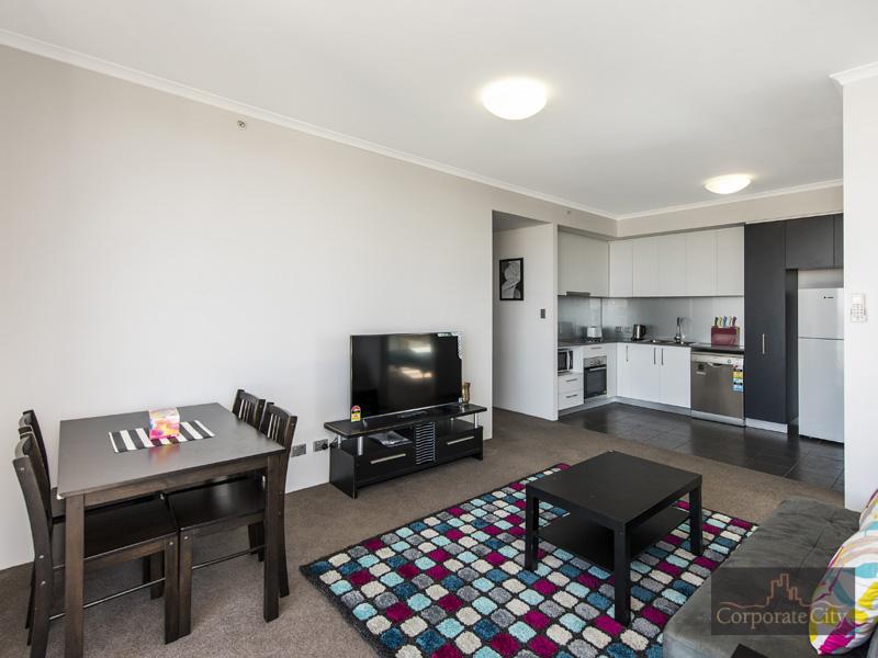 126/15 Aberdeen Street, Perth, WA 6000