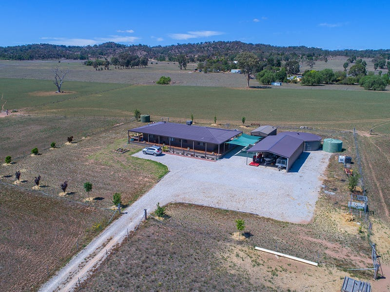227 Frog Rock Road, Mudgee, NSW 2850