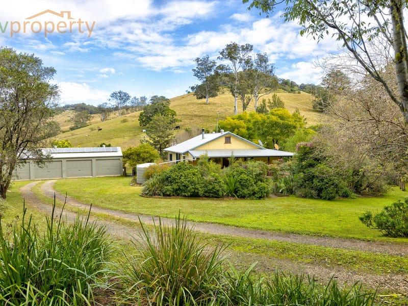 184 Greenhills  Road, Upper Taylors Arm, NSW 2447
