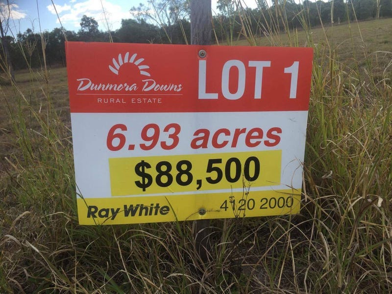 Lot 1 Lomandra Lane, Dunmora, Qld 4650