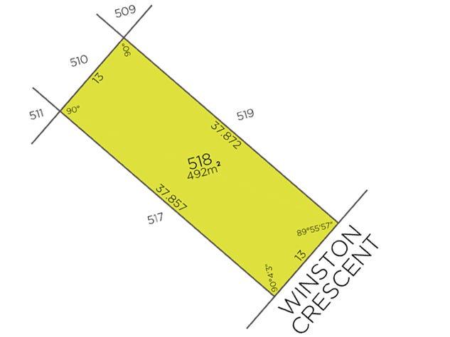 Lot 518, Winston Crescent, Viveash, WA 6056