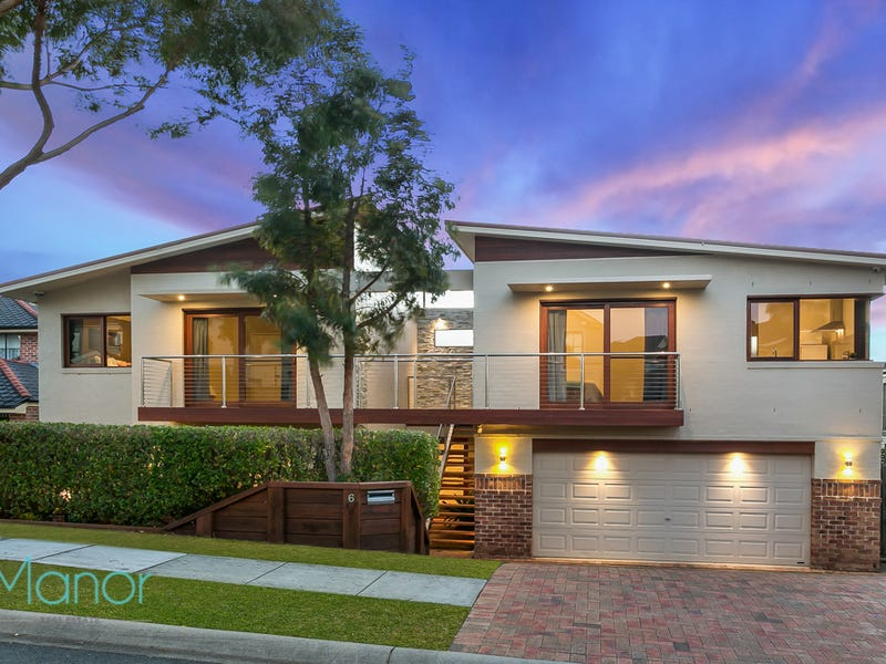 6 Hannah Avenue, Kellyville, NSW 2155
