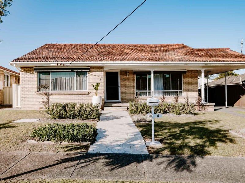 4 Astbury Street, New Lambton, NSW 2305