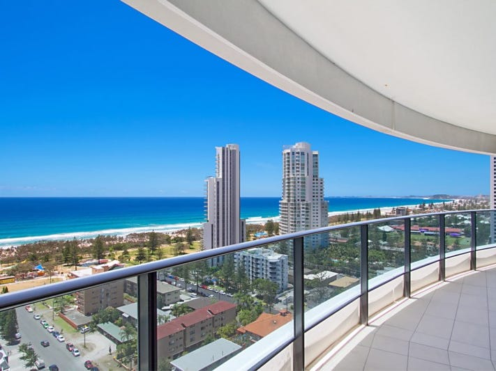 Unit@ 'The Oracle' 4 Charles Ave, Broadbeach