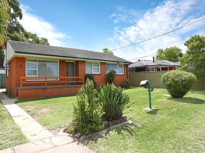 8 Bourke  Street, Smithfield, NSW 2164