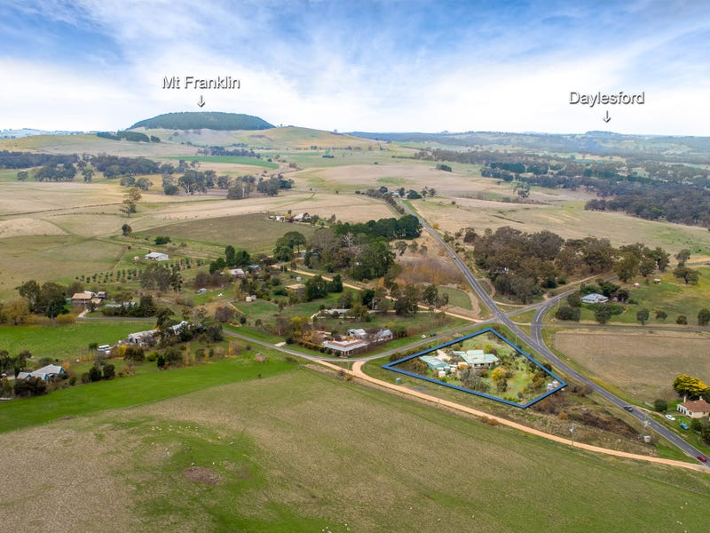 420 Flemings Road, Franklinford, Vic 3461