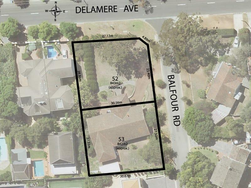 33 Delamere Ave, Springfield, SA 5062
