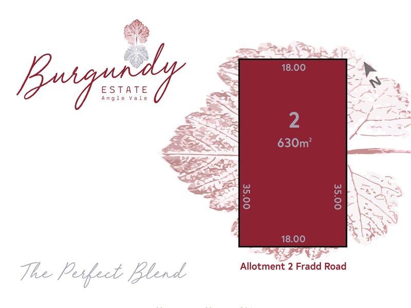 Lot 2 Fradd Road, Angle Vale, SA 5117