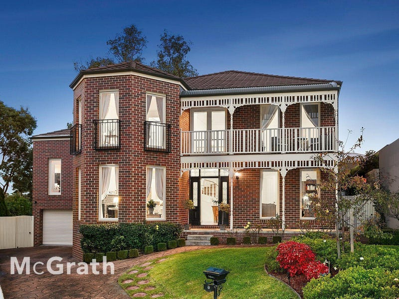 8 Golden View Court, Wheelers Hill, Vic 3150