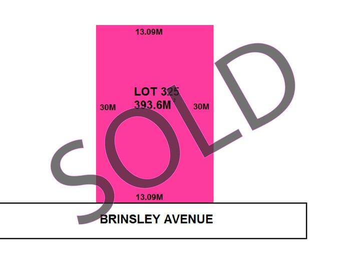 Lot 325, Brinsley Av Avenue, Schofields, NSW 2762