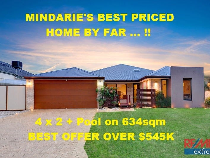 17 Mulgrave Loop, Mindarie, WA 6030