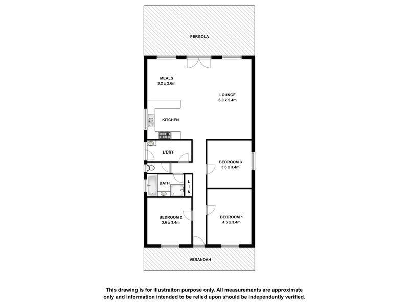 10 Ethel Street, Beachport, SA 5280 - floorplan