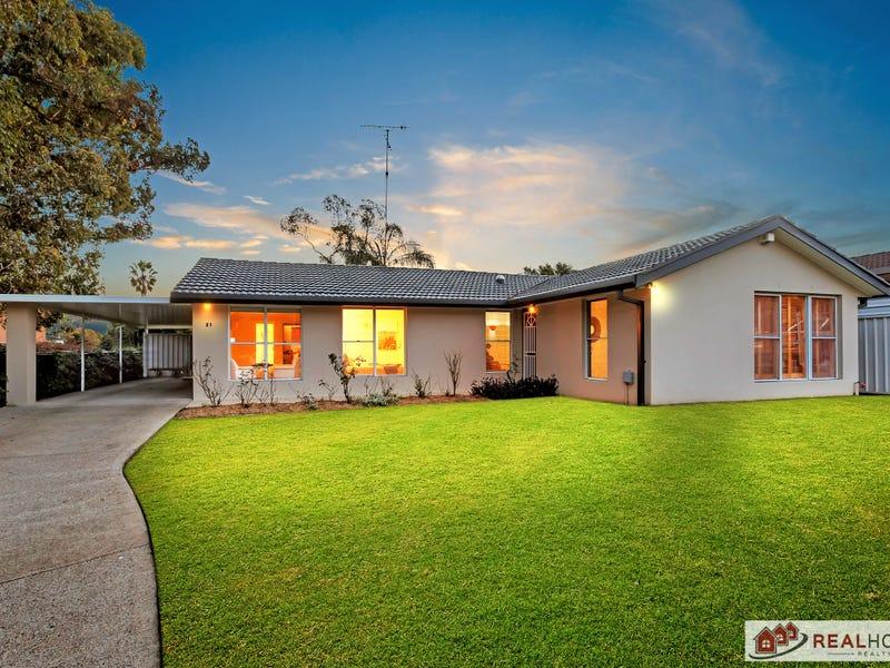 21 Mellfell Road, Cranebrook, NSW 2749