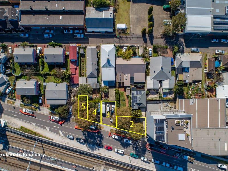 47, 49, 51 & 53 Station Street, Wickham, NSW 2293