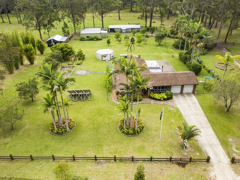 1191 Wattley Hill Road, Bungwahl, NSW 2423