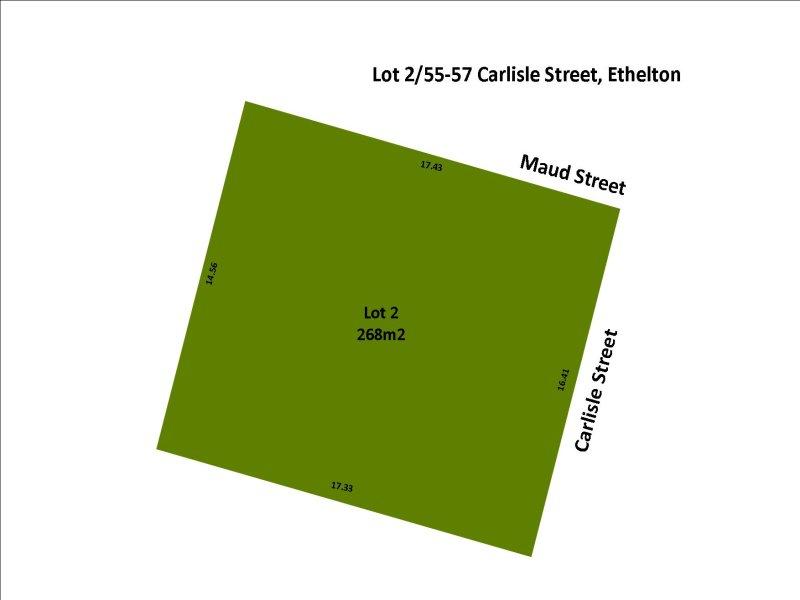 Lot 2, 55-57 Carlisle Street, Ethelton, SA 5015