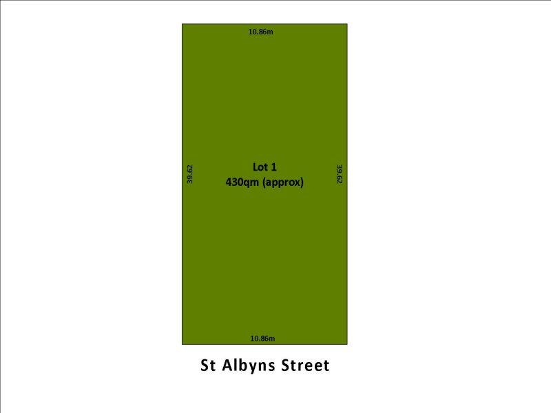 Lot 1/14 St Albyns Street, Findon, SA 5023