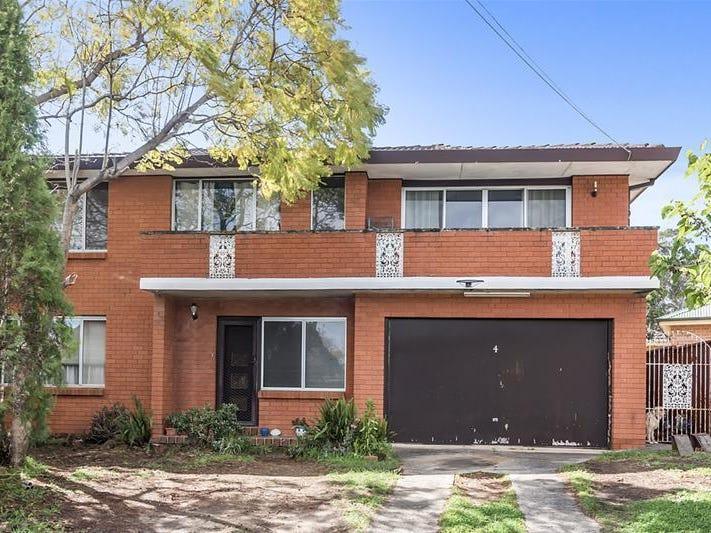 4 Tyalla Close, Casula, NSW 2170