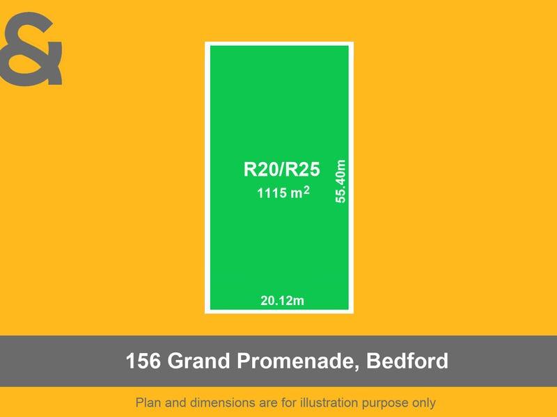 156 GRAND PROMENADE, Bedford, WA 6052