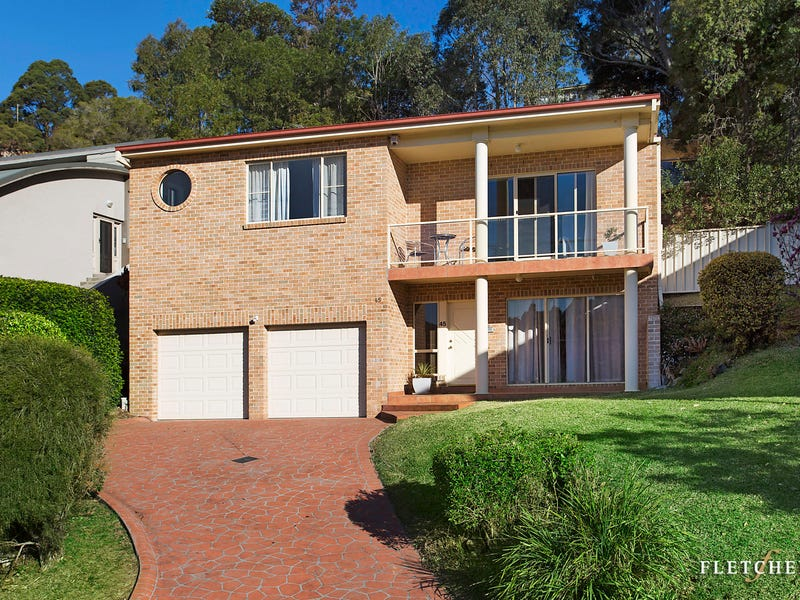 45 Sheringa Grove, Cordeaux Heights, NSW 2526