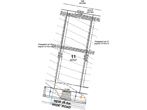 Lot 11, 298 Dairy Creek Road (Garden Heights), Waterford, Qld 4133
