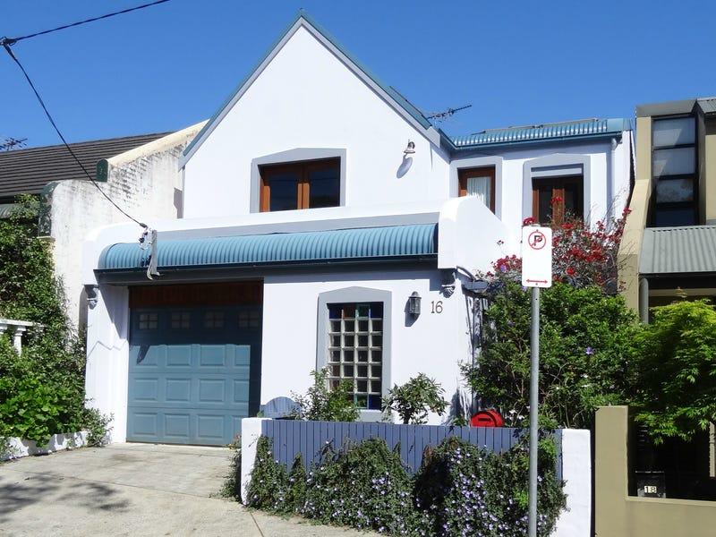 16 MacKenzie Street, Leichhardt, NSW 2040