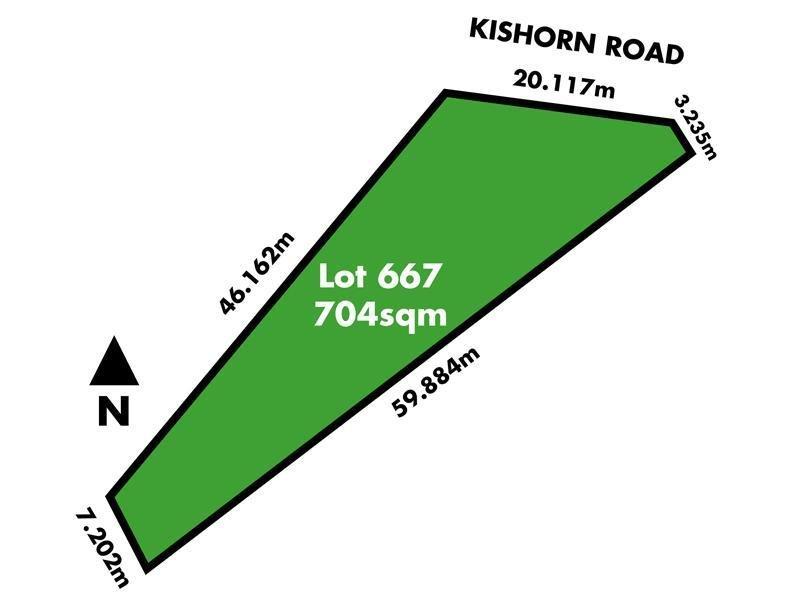 Lot 667 Kishorn Road, Applecross, WA 6153