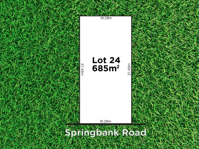 Lot 24, 8 Springbank Road, Panorama, SA 5041