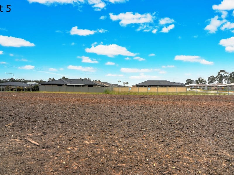 Lot 5, Proposed Elian Crescent, South Nowra, NSW 2541