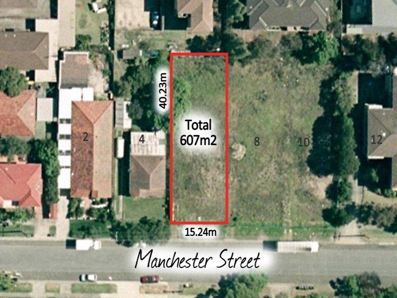 6 Manchester Street, Merrylands, NSW 2160