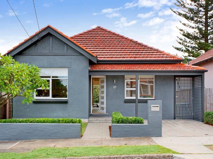 21 Cross Street, Bronte, NSW 2024