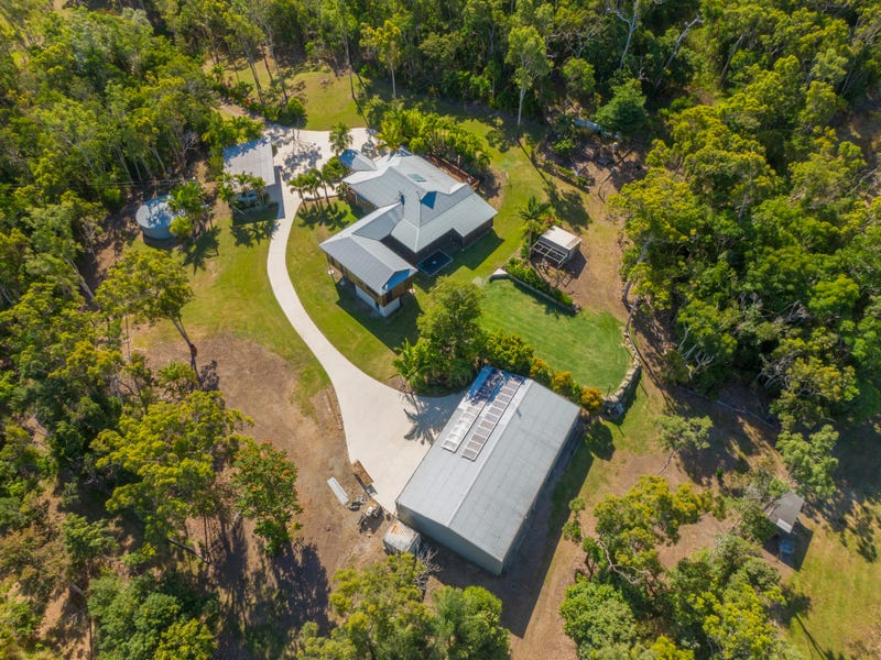 811 Gregory Cannon Valley Road, Strathdickie, Qld 4800