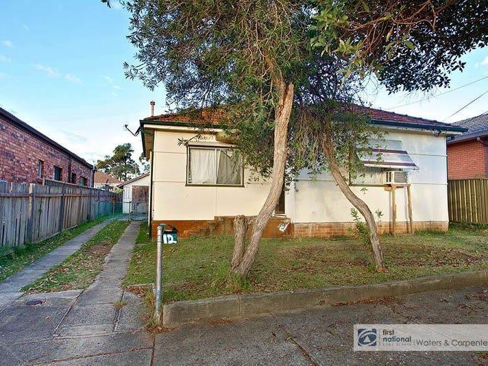 12 Carnegie Street, Auburn, NSW 2144