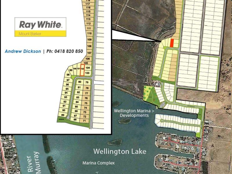 Lot 102 Alison Court, Wellington East, SA 5259