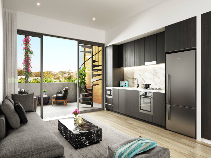 3 Bed 30 40 George Street Leichhardt Nsw 2040 Property Details
