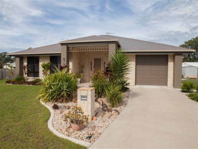 7 Kelsie Court, Maryborough West, Qld 4650