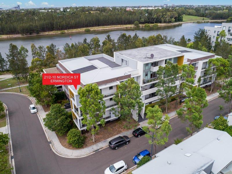 21/2-10 Nordica Street, Ermington, NSW 2115